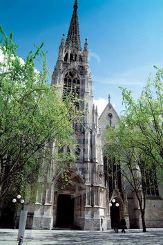 Cathedral, Lille, France Coron, Roubaix, Calais, Cathedral Church, Paris Eiffel Tower, Chapelle, Gothic Architecture, Top Of The World, Beautiful Buildings