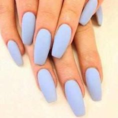 Try some of these designs and give your nails a quick makeover, gallery of unique nail art designs for any season. The best images and creative ideas for your nails. Edgy Nails, Stylish Nails, Matte Nails, Trendy Nails, Gel Nails, Manicure, Coffin Nails, Nail Polish, Blush Pink Nails