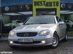 Second hand Mercedes-Benz SLK - 5 590 EUR, 156 000 km, 2003 - autovit.ro