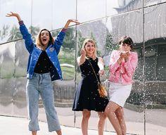 La blogueuse Kenza Sadoun-El Glaoui fait partie de la nouvelle campagne Givenchy pour le parfum Live Irresistible.