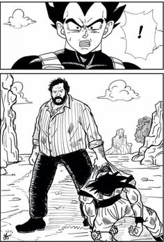 Bud Spencer is so strong that bitch please Lord Beerus nove out of the way Funny Video Memes, Funny Jokes, Hilarious, Logan Paul, Parkour, Sega Genesis, Wii U, Best Funny Pictures, Funny Photos