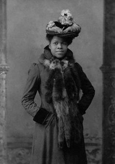 Pioneering educator Nannie Helen Burroughs (1879-1961) sometime in the 1910s. Born in Orange, Virginia, Ms. Burroughs graduated with honors in 1883 from the Colored High School, which would later become M Street School and then Dunbar High School. Best know as the founder of the National Trade and Professional School for Women and Girls, Ms. Burroughs was an early advocate for teaching African American History and students had to pass a course in black history in order to graduate.