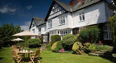Lindeth Howe Country House Hotel and Leisure Bowness-on-Windermere Once owned by children's author Beatrix Potter, this country house hotel is set in beautiful large gardens, just a 5-minute walk from the banks of Lake Windermere.