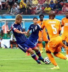 This is SUPER!! #WorldCup #ワールドカップ #Japan #JPN #Honda