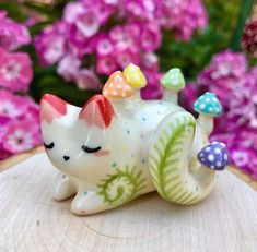 Ceramic Clay, Ceramic Pottery, Pottery Art, Clay Art Projects, Cute Clay, Diy Clay, Clay Charms, Clay Creations, Cute Art
