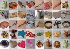 Scoprire Montessori: Il (nostro) Cestino dei Tesori