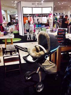 California dreamin' with Stokke @Nordstrom Topanga Mall baby shower & family sleep seminar event #StokkeChic
