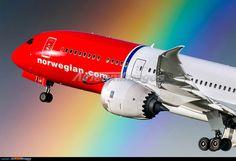 Norwegian Air Shuttle Boeing 787-9 Dreamliner