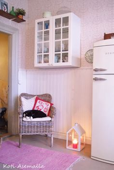 Koti asemalla Sweet Home, Storage, Kitchen, Blog, Inspiration, Furniture, Home Decor, Purse Storage, Biblical Inspiration