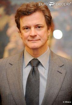 Colin Firth en mars 2012 à Londres.                                                                                                                                                                                 Plus