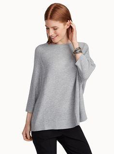 Le pull ample manches raglan | Contemporaine | Magasinez des Pulls pour Femme | Simons