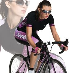 53.49$  Watch here - http://aliw92.worldwells.pw/go.php?t=32355832513 - Santic Women Cycling Jersey Breathable Bike Bicycle Sportswear MTB Mountain Road Downhill Sport Clothing Jerseys Camisa Ciclismo