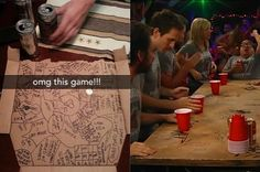 "12 Drinking Games That'll Make You Say ""Why Didn't I Know About These Sooner?!"""