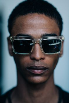 ALFRED KERBS eyewear Le 21ème | Backstage at Chapter | New York City