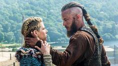 Vikingos, terribles y sanguinarios solo para echarse novia