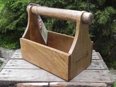 Mango Wooden Trug Carry your small garden tools, seeds or small items in this beautiful Mango Wooden Trug £18.45 #tools #gifts #wooden #mango