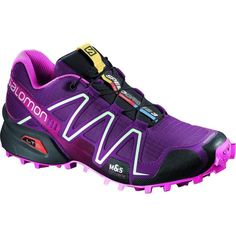 Salomon Womens Speedcross 3 Trail Running Shoe