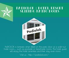 Get Top Quality Sliding Patio Door Lock From Padiolok And Get Security With  A Good Look