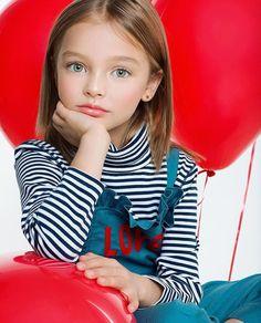 Anna Pavaga was born on November 2009 in Saint Petersburg, Russia.