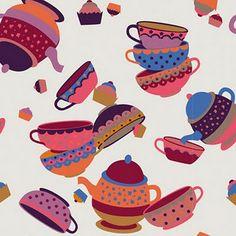 Moniquilla via print & pattern