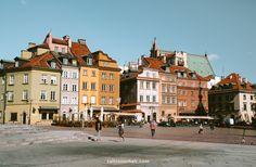 Warsaw Old Town, Warsaw Poland, Warsaw University, Neon Museum, Poland Travel, Public Garden, Best Cities, Street Artists, Night Life
