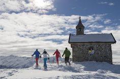 Winter-Aktivitäten in der Wildkogel-Arena - da bleiben keine Wünsche offen Mount Everest, Mountains, Nature, Travel, Ice Skating, Winter Vacations, Skiing, Horseback Riding, Naturaleza