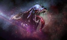 #Venom #Fan #Art. (Venom) By: Ricardo Escovinha. (THE * 5 * STÅR * ÅWARD * OF: * AW YEAH, IT'S MAJOR ÅWESOMENESS!!!™) ÅÅÅ+