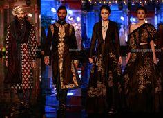 India Couture Week 2016: Manish Malhotra weaves A Persian Story starring Deepika Padukone, Fawad Khan