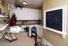 Great Cottage Laundry Room