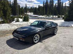 Porsche 944 Norway