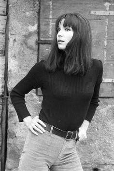 Italian actress and model Elsa Martinelli, 1960s