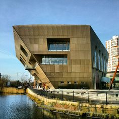 Canada Water Library in Greater London, Greater London