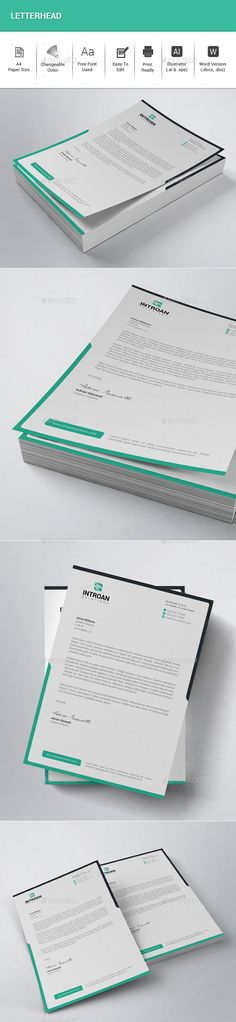 Free Business Letterhead Templates Word Picsora n6PJRmDF - ms word letterhead templates free download