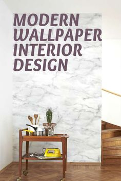 Trends come and go – and this certainly applies to funky wallpaper which seems to be a staple in the world of interior design. Rather than keeping that floral print from the fifties in your home, we show you how to incorporate some of the coolest designs around.