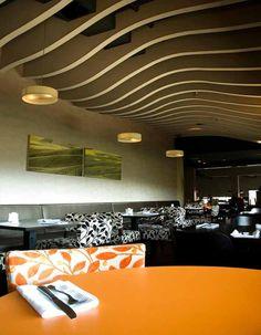 Modern Restaurant Interior Design Photos by SO Architecture