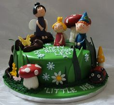 Ben and Holly`s Little Kingdom!! :-)