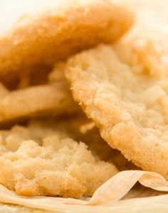 These chewy coconut cookies might replace coconut macaroons