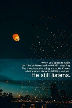 Every Quote Of Allah SWT has made my day blessed. Subhaan'Allah!!!