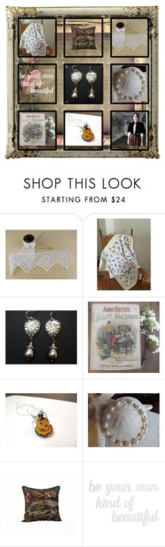 """Be Your Own Kind Of Beautiful"" by jarmgirl ❤ liked on Polyvore featuring PBteen and vintage"