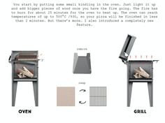 STÄDLER MADE: OUTDOOR OVEN 2.0 by Pieter Städler — Kickstarter Pizza Oven Outdoor, Outdoor Cooking, Outdoor Entertaining, Small Wood Burning Stove, Portable Bbq Grill, Oven Canning, Fire Cooking, Barbacoa, Outdoor Spaces