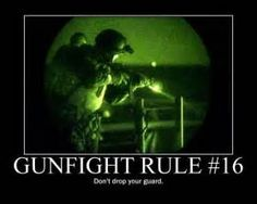 gunfighters rules