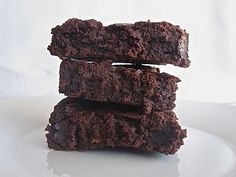 Browned Butter Brownies!