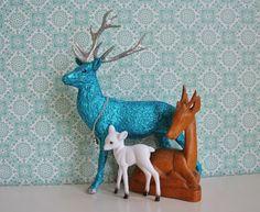 Christmas hertjes | http://mijnthuisgevoel.blogspot.de/