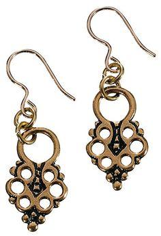 Kalevala Koru Jewelry Accessories, Handmade Jewelry, Drop Earrings, My Style, Pretty, Vintage, Inspiration, Beauty, Folk Art