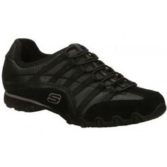 Skechers Work Snapdragon Women's Slip Resistant Black Athletic Sneaker