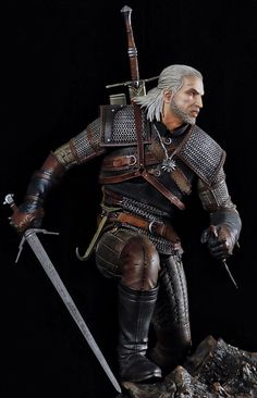 Geralt of Rivia by azazel1942