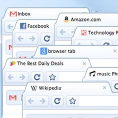 """I use this one every day: """"Another trick I use, especially when I work from home, is to run two browsers. One remains dedicated solely to the tasks at hand, and the other I keep loaded with personal pages that I like to keep an eye on through the day"""" Get Organized: How to Control Tabbed Browsing"""