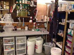 Ladybug Soapworks: Soap studio tour
