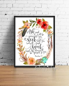 Size: 8x10 digital file  Its EASY and SUPER FAST - Just download and print to decorate your space. Downloads are available right after the