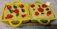 Cozinhando sem Glúten: Torta salgada de batata-doce e tomatinhos